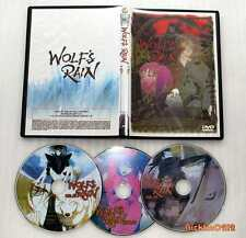 Wolf's Rain Complete Episode 1-30 Anime DVD Collection Set English Dub New USA