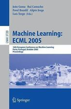 Machine Learning: ECML 2005: 16th European Conference on Machine Learning, Porto