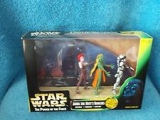 Star Wars * Jabba The Hutt's Dancers * Action Figures