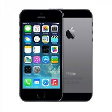 IPHONE 5S 16GB NERO ORIGINALE GRADO B + ACCESSORI + GARANZIA - SPACE GREY GRIGIO
