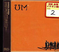 GANGA ZUMBA - UM - Japan CD 15Track - NEW J-POP UN