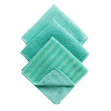 Microfiber Dish Cloths Kane Home Set of 3 per color Multiple Colors Available