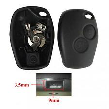 Car Key Remote Fob 2 Buttons  Case Shell for Renault Dacia Modus Clio 3 Twingo