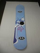 138cm Fifty One Empress Mini 5150 Girls Youth Juniors Snowboard 140 Snow Board