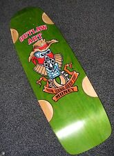 Bulldog Skates BDS Outlaw Deck Old School Skateboard Decks READ FULL ADD PLEASE