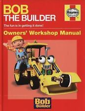Bob the Builder Manual by Derek Smith (2011, Hardcover)