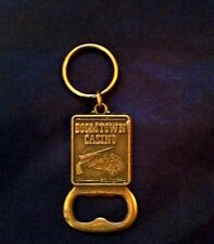 """Awesome 2.5"""" Boomtown Casino Biloxi MS Bottle Opener Keychain Purse Charm"""