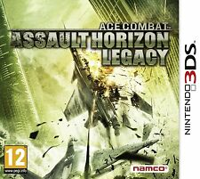 Ace Combat Assault Horizon Legacy (Nintendo 3DS) BRAND NEW SEALED