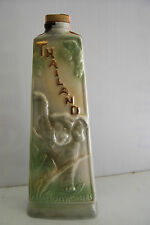 """Jim Beam Thailand 1967 A Nation of Wonders 12.5 x 4.75"""" Bottle Decanter"""