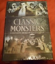 Universal Classic Monsters: Complete 30-Film Collection  21 DVD BOX SET NEW