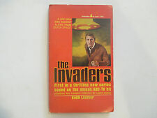 1967 The Invaders Keith Laumer Pyramid R-1664 paperback VG/FN