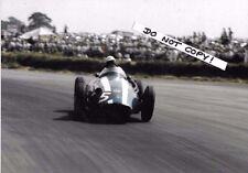 7x5 Photograph, Carroll Shelby  Maserati 250F  British GP Silverstone 1958