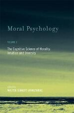 Moral Psychology: The Cognitive Science of Morality: Intuition and Diversity MI
