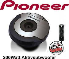 PIONEER TS-WX610 Subwoofer Attivo per Serbatoio di riserva Ruota di scorta VW/