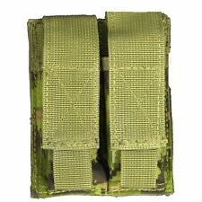 New Bulle CADPAT MOLLE Webbing Double Pistol Mag Pouch