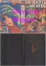 Robert Louis Stevenson  DR. JEKYLL AND MR. HYDE rpt w/fdj ca.1929 Classic Horror