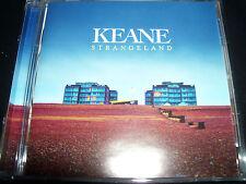 Keane Strangeland / Strange Land (Australia) CD - New