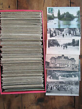IMPORTANT LOT +-850 CARTES POSTALES ANCIENNES CPA XX ANIMATIONS FRANCE VILLAGES
