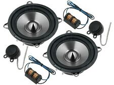 kit 2 vie woofer 130mm + tweeter 15mm + crossover PHONOCAR 2/854