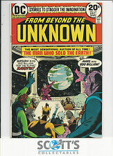 From Beyond the Unknown  #25  VG