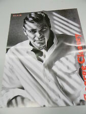Q61 Poster Ciak  George Clooney - Charlize Theron