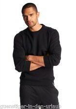 REEBOK Herren Sweatshirt Sweater Pullover schwarz Größe L NEU