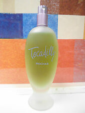 TOCADILLY BY ROCHAS EDT 3.4 OZ / 100 ML TESTER SPRAY *NEW IN BOX* NO CAP