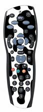 Cow Print Sticker/Skin sky+hd Remote controller/controll stickers r14