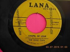 The Dixie Cups-Chapel Of Love/Ain't That Nice