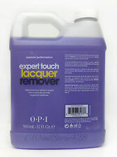 OPI - Expert Touch - Axxium soak off, Gel Lacquer REMOVER 32oz/960ml