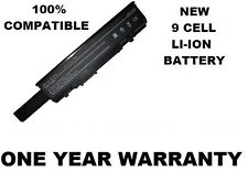 A 9 CELL LAPTOP BATTERY FOR DELL STUDIO 15 1535 1536 1537 1555 1557 1558 PP33L