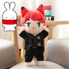 KPOP Shinee Plush KEY KimKibum Fox Soft Toy Doll Fanmade Collection