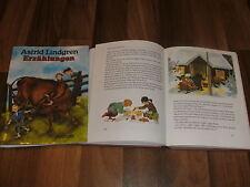 ASTRID LINDGREN -- ERZÄHLUNGEN // Illus. ILON WIKLAND / HC von Oetinger 1990