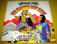 JAPAN:JIMMY CLIFF - The Harder They Come OST LP,Reggae,Ska,OBI STRIP,ex,RARE!!