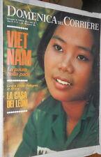 LA DOMENICA DEL CORRIERE 26 novembre 1968 Guerra del Vietnam Festival Offenbach