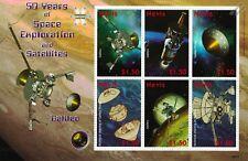 Sonda Galileo nave Jupiter/50 años de la exploración del espacio sello hoja/2008
