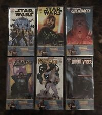 2016 IDW Star Wars Icons Micro Comic Book Packs Complete Set Of 6 Sealed Packs