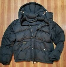 New POLO RALPH LAUREN Men Black Sz L ELMWOOD Down Winter Jacket Coat Retail $325