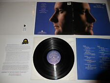 Phil Collins Hello, I Must be Going! 1982 Analog 1st Press ULTRASONIC CLEAN