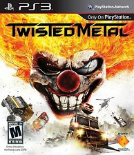 Twisted Metal [PlayStation 3 PS3, Video Game, Destruction Racing] Brand NEW