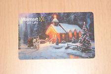 Gift Card  Walmart  Motiv Winter / Weihnachten !!!!!