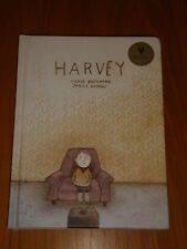 HARVEY GROUNDWOOD HARDBACK GN NEW HERVE BOUCHARD JANICE NADEAU  9781554980758