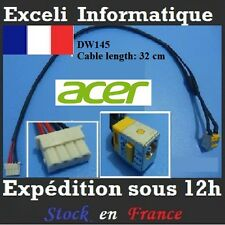 Connecteur alimentation dc jack cable WIRE dw145 Acer Aspire 5920 5920G series