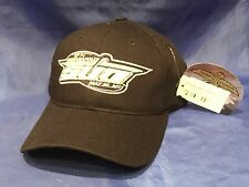 2013 Indy 500 RAISED EVENT LOGO Cap Black NWT $23 Tony Kanaan Wins NOS