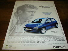 JAMES DEAN - Publicité de magazine AUTOMOBILE !!!!!!!!!!!!!!