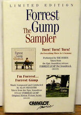 Forrest Gump The Sampler RARE CASSETTE TAPE NEW THE BYRDS Turn Turn Turn