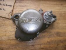 SUZUKI RM 125 1985 clutch cover I have more parts for this bike/others