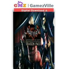 Batman: Arkham Knight Season Pass DLC Steam Key PC Digital Code [EU/US/MULTI]