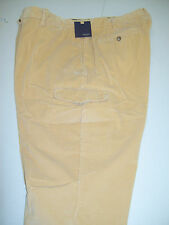 Incotex Venezia 1951 Cotton Cargo Pocket Corduroy Pants NWT 42 Unhemmed $395