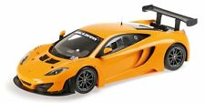 MINICHAMPS 2012 Mc Laren MP4-12C GT3 Street Version Orange 1:18*New Item!